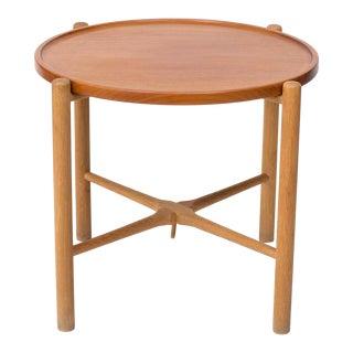 Hans Wegner Andreas Tuck Side Table For Sale