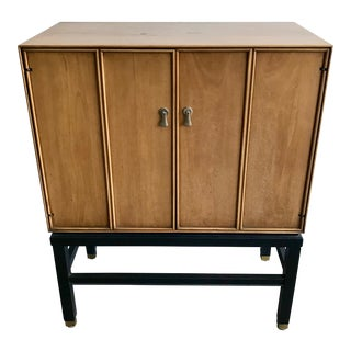 1960s Mid-Century Bar Sanford Furniture Co Permacraft Cabinet For Sale