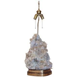 Carole Stupell Quartz Crystal Lamp