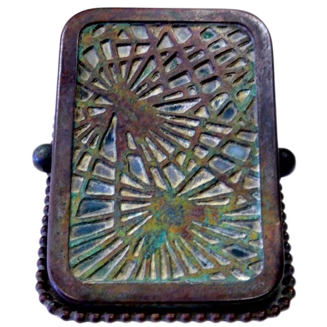 Pine Needle Paper Clip by Tiffany Studios - Image 1 of 7