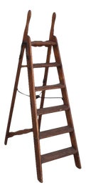 Image of Iron Ladders and Stairs