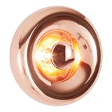 Image of Tom Dixon Void Surface Light in Copper For Sale
