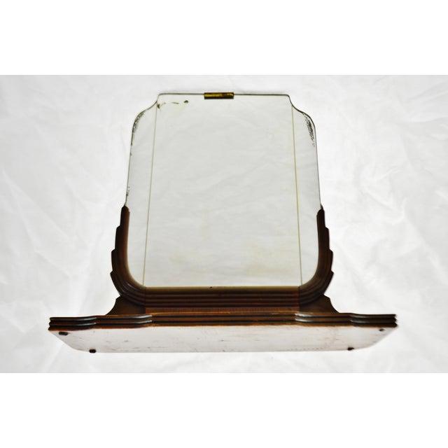 Art Deco Table Top Vanity Shaving Mirror For Sale In Philadelphia - Image 6 of 13