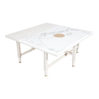 Volk St. Charles Cocktail Table - Square For Sale