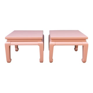 Asian Lacquered Tables For Sale