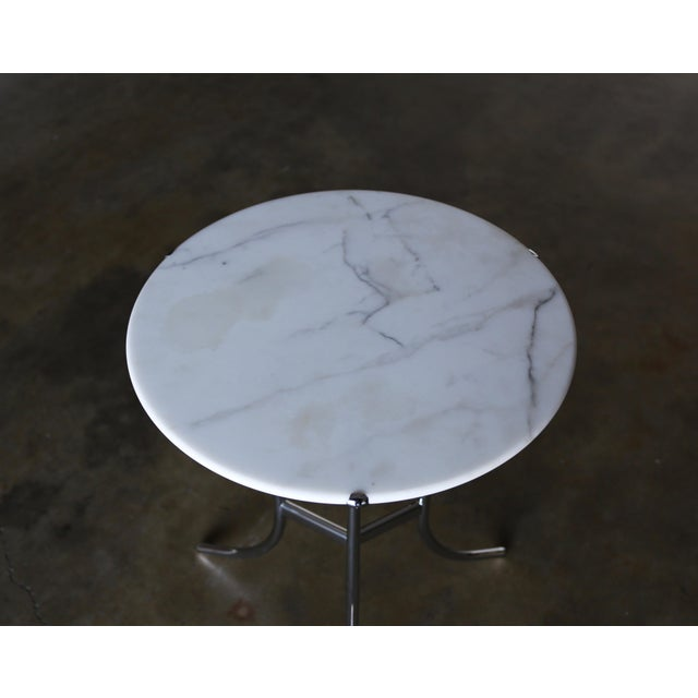 Cedric Hartman 1975 Vintage Cedric Hartman Occasional Table For Sale - Image 4 of 7