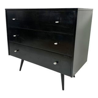 C. 1950s Paul McCobb Planner Group Three Drawer Dresser For Sale