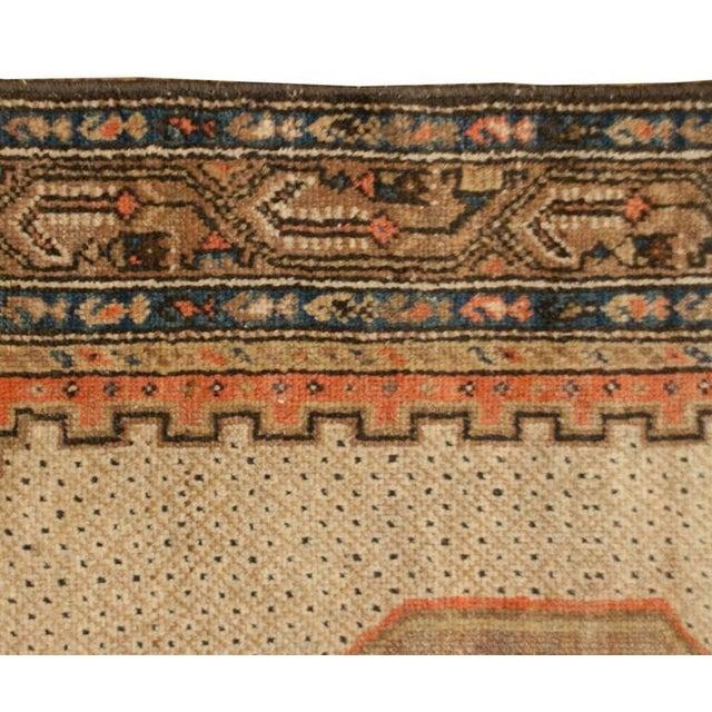 Islamic Early 20th Century Bibikibad Rug - 3′10″ × 5′9″ For Sale - Image 3 of 4