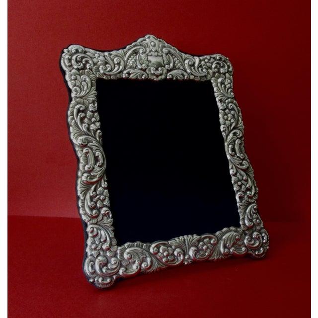 Vintage Large Sterling Silver Hallmarked Photo Frame Chairish