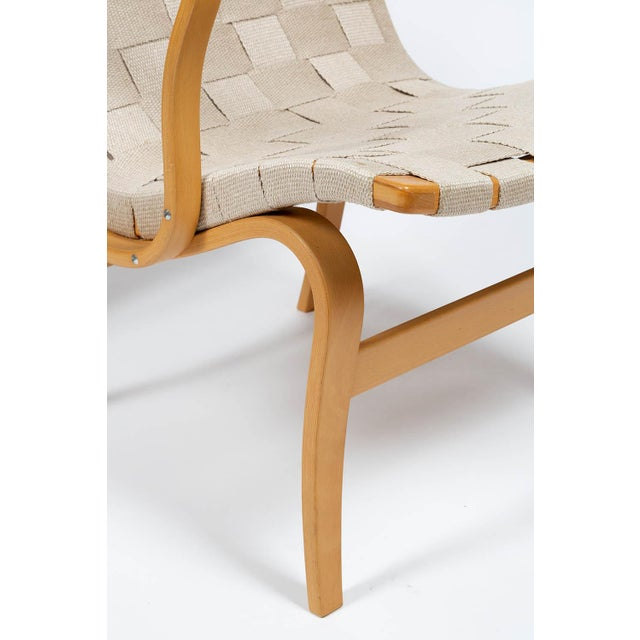 Bruno Mathsson Eva Chairs For Sale - Image 10 of 13