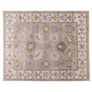 Stark Studio Rugs Traditional New Oriental 100% Wool Rug - 8′ × 10′ For Sale
