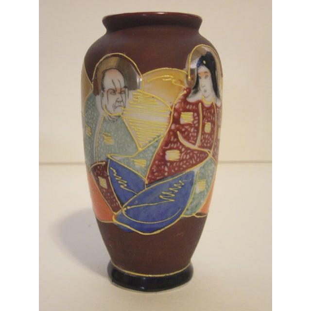 Miniature Satsuma Vases - Set of 8 - Image 7 of 11