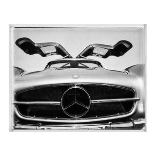 1955 Gullwing Mercedes-Benz Photograph by Charles Baker