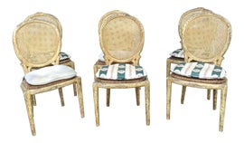 Image of French Country Dining Chairs