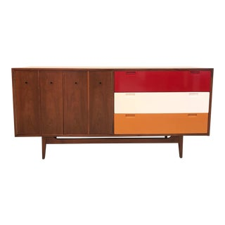 American of Martinsville Lacquered Credenza