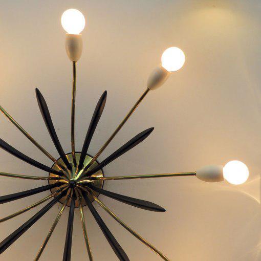 Nine-Arm Sputnik Light - Image 10 of 10