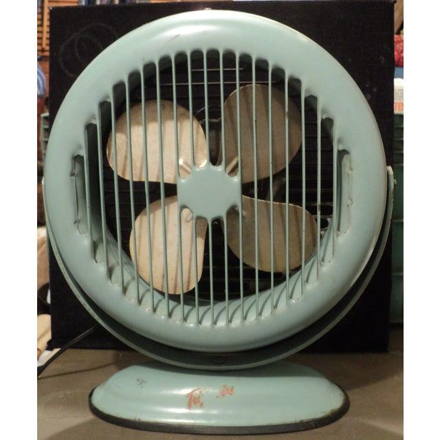 Vintage Lasko Model #52 Moveable Fan - Image 2 of 9