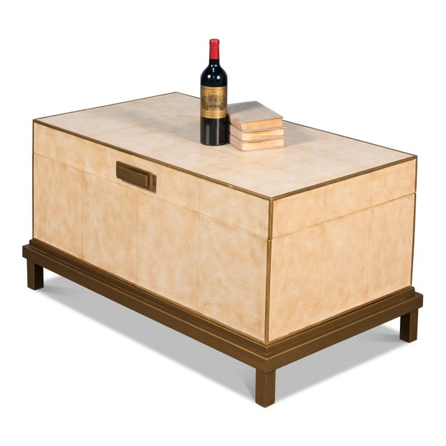 Sarreid Milton Coffee Table For Sale In Raleigh - Image 6 of 8
