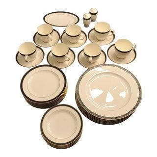 Pfalzgraff Astoria China Dinnerware Set For Sale