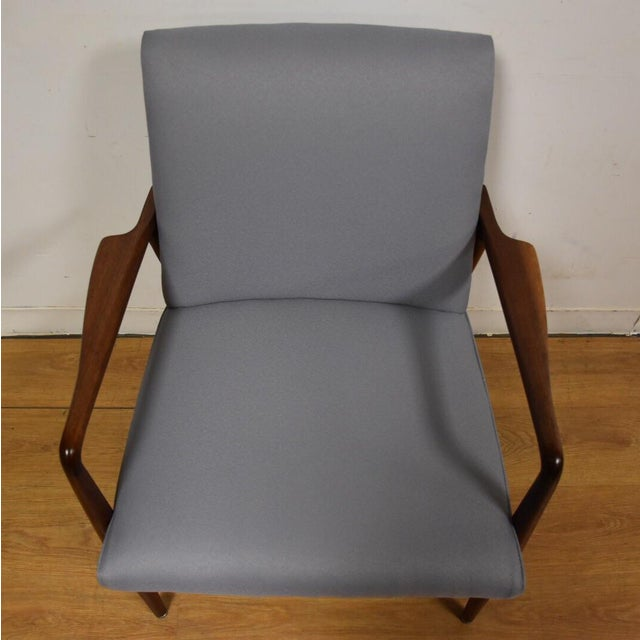 Stow & Davis Mid-Century Modern Stow Davis Lounge Chair For Sale - Image 4 of 11