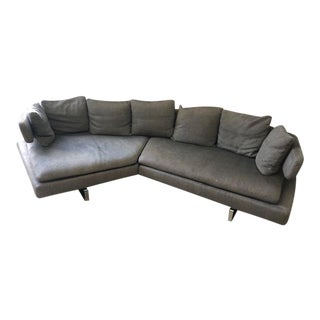 Modern Arne Gray Sofa For Sale