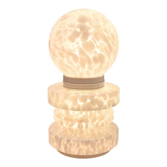 1960's Vistosi Cumulus Murano Glass Totem Lamp For Sale