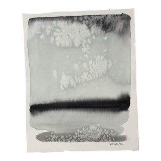 Katie White Small Abstract Landscape Painting For Sale
