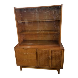 Lane Mid-Century Modern China Hutch
