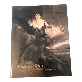 """Edwardian Opulence"" Art Book"