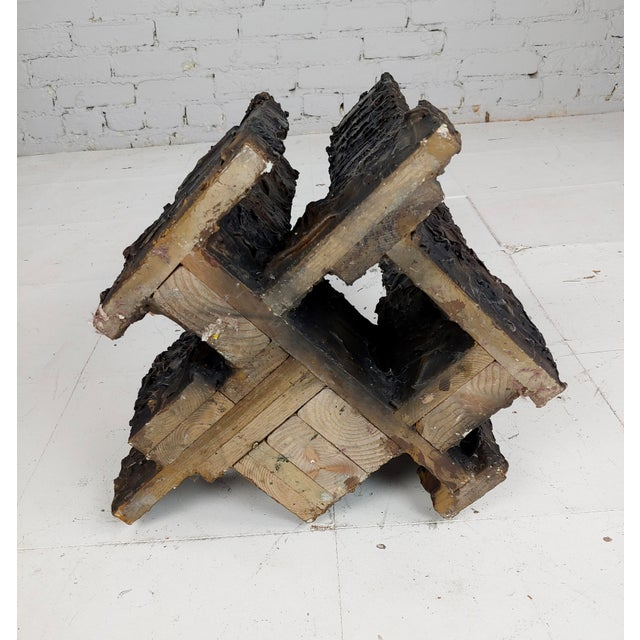 Coffee Adrian Pearsall Brutalist Small Coffee or Side Table For Sale - Image 8 of 10