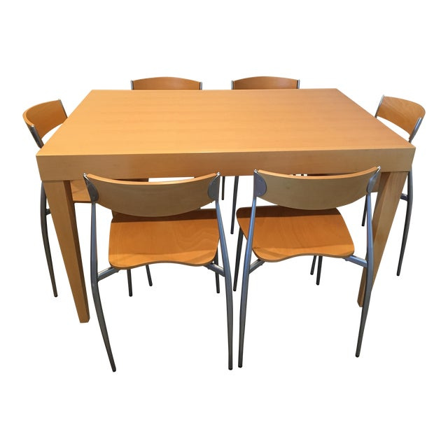 Sergio Mian Dining Set - Image 1 of 4