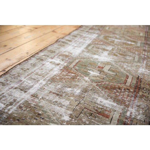 """Boho Chic Vintage Distressed Caucasian Rug Runner - 2'9"""" X 11'1"""" For Sale - Image 3 of 13"""
