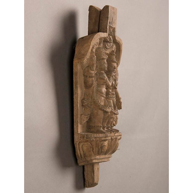 19th Century Chinese Kuang Hsu Period Hand Carved Decoration For Sale In Houston - Image 6 of 6