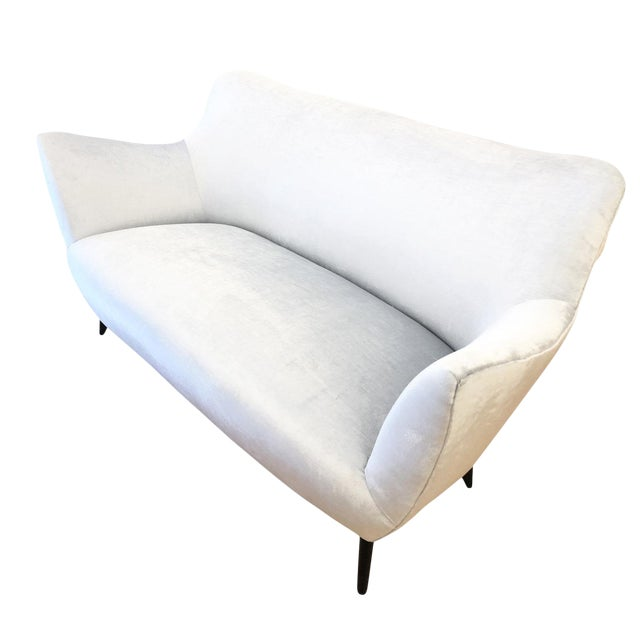 "Guglielmo Veronesi ""Perla"" Sofa, Italy, 1950's For Sale"