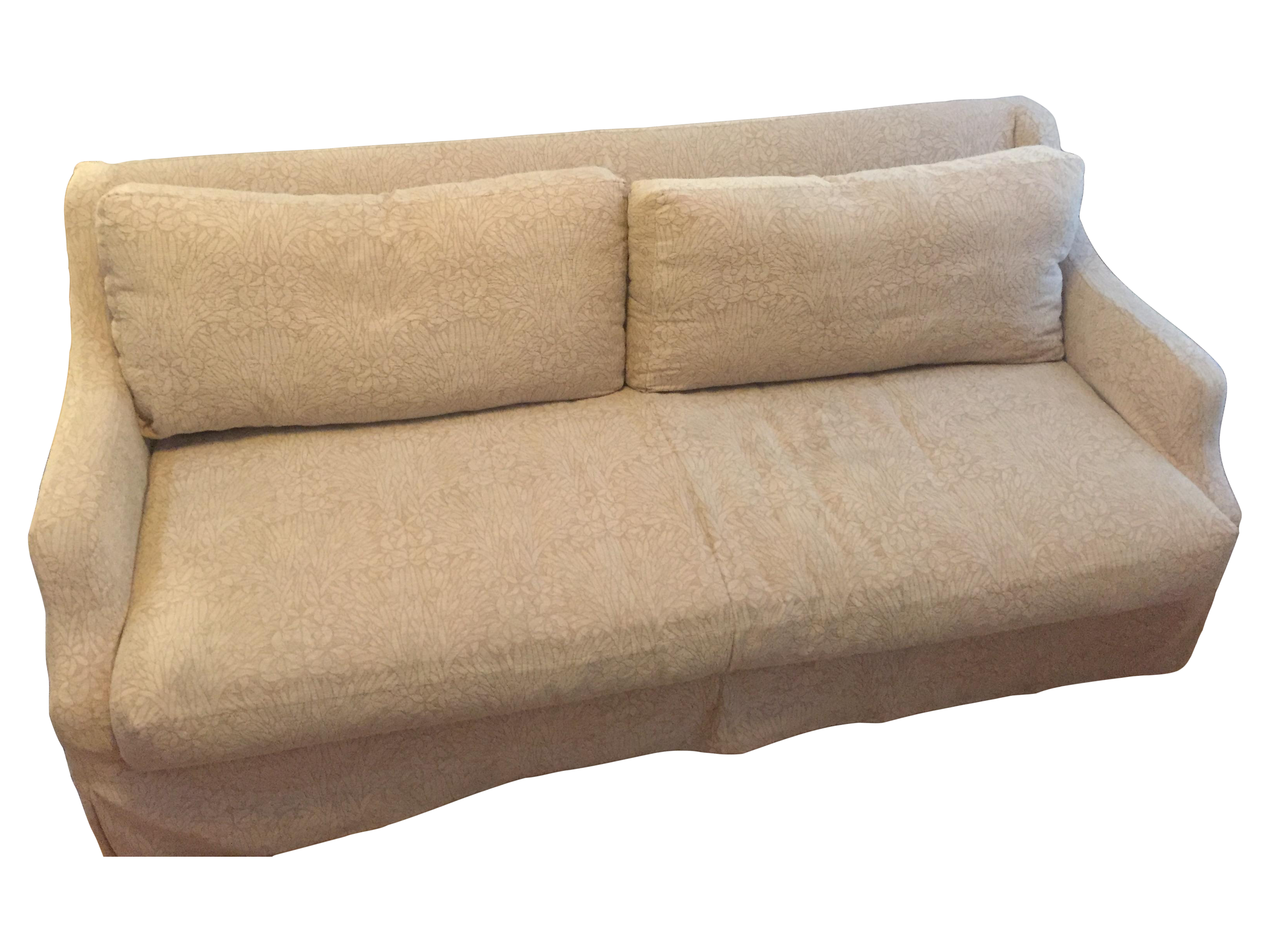 Custom Taylor Scott Collection Sofa (Queen Sleeper!)