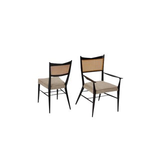 Set of Eight Paul McCobb Irwin Collection Dining Chairs For Sale
