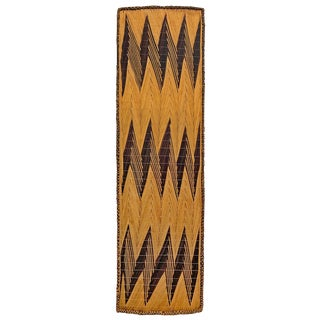Tutsi Hand Woven Screen on Custom Mount For Sale