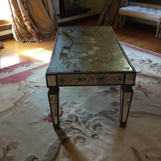1920s 1920's Chinoiserie Coffee Table For Sale - Image 5 of 9