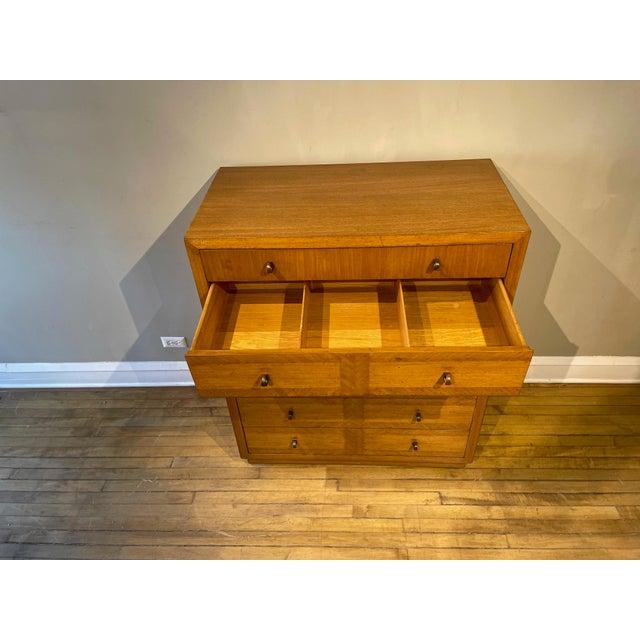 Vintage Crane & MacMahon Mid-Century Dresser For Sale - Image 9 of 10