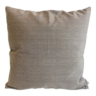 Plush Mid-Century Inspired Pillow For Sale