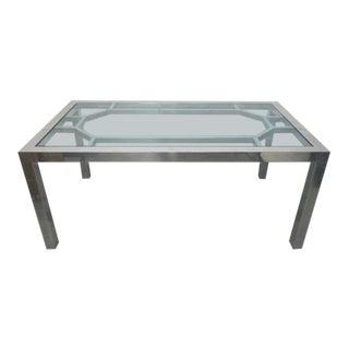 Decorative Aluminium Table or Desk