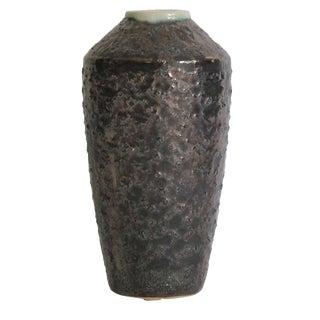 Metallic Bud Vase