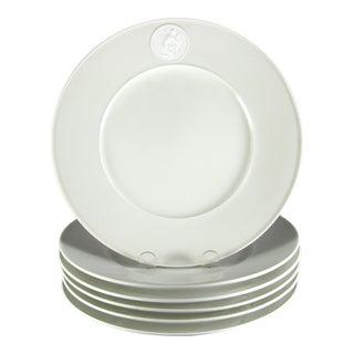 Kpm Arkadia Dinner Plates - Set of 6 For Sale