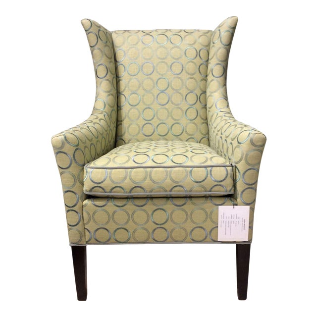 Hickory Chair Jackson Wing Chair - Image 1 of 7
