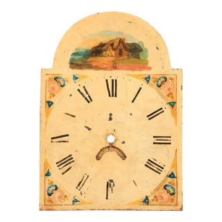 19th-C. Welsh Clock by George Claridge of Chepstow For Sale