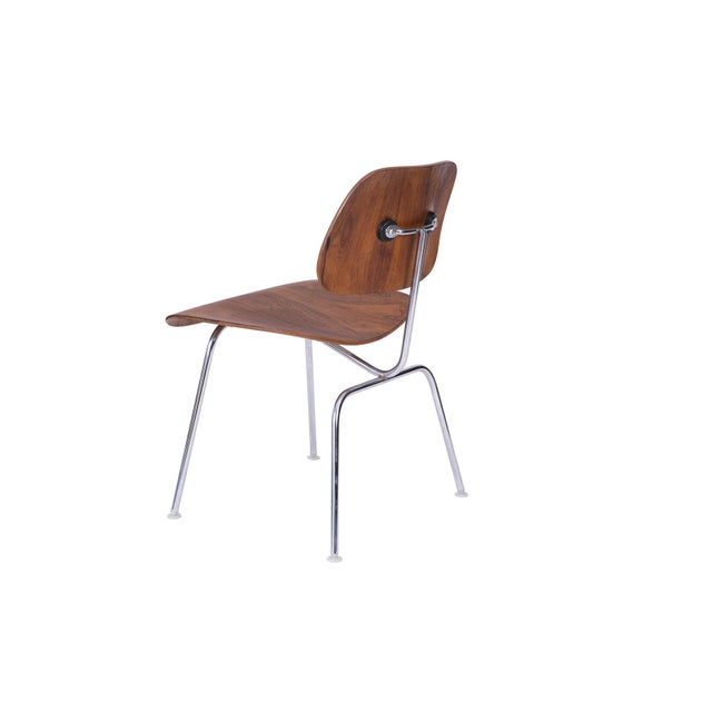 This DCM chair by Charles Eames for Herman Miller from the early 60s is from the late architect Al Beadle's estate. The...