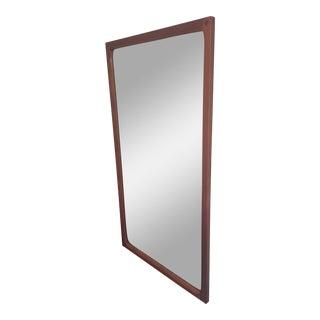 Aksel Kjersgaard Danish Modern Teak Mirror