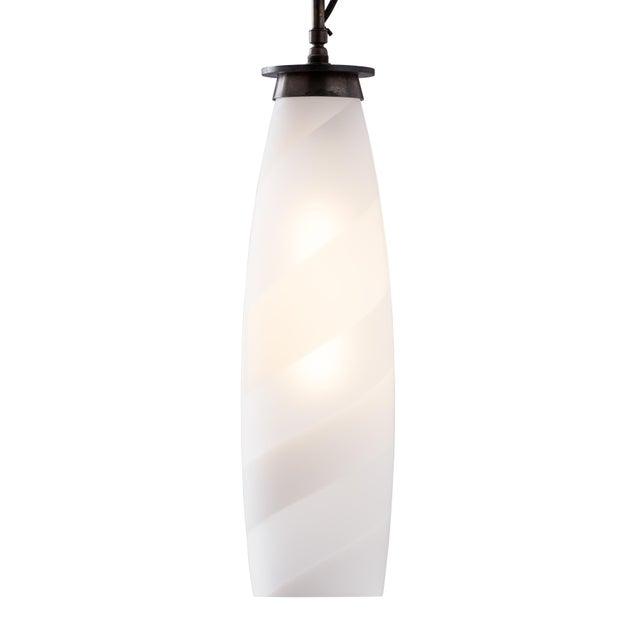 Early 21st Century Reng Tourbillion Pendant Light For Sale - Image 5 of 5