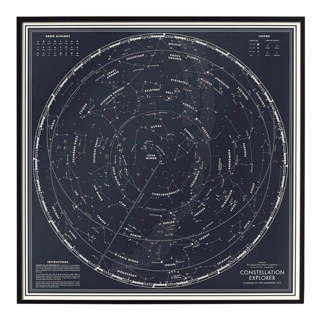 """Constellation Explorer"" Northern Hemisphere Star Chart"
