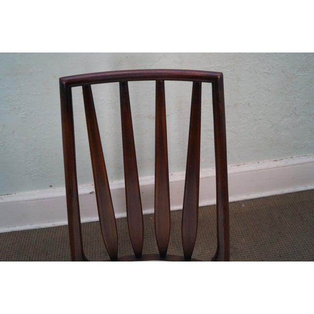 Widdicomb Mid-Century Modern Dining Chairs - 4 - Image 9 of 10